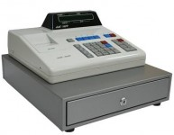 Чекопечатающая машина (ЧПМ) АМС-100 с денежным ящиком (для ЕНВД)